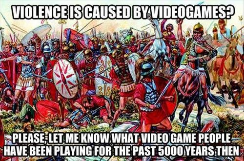 gameviolence