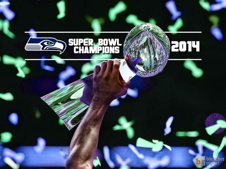 2014 Super Bowl Champions!